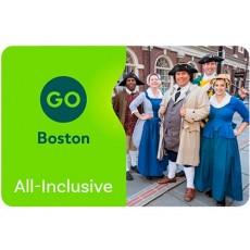 Go Card Boston - 7 dias